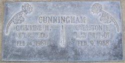 Carlston Emmett Cunningham