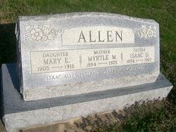Isaac D. Allen