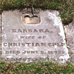 Barbara Culp