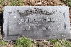 Savilla <i>Howell</i> VanSickle