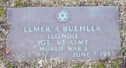 Elmer A Buehler