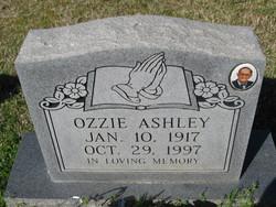 Ozzie Martin Ashley