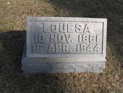 Louisa Hanna Ottilie <i>Drews</i> Arndt