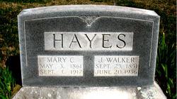 Jonathan Walker Hayes