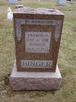 Francis Oliver Binger