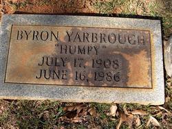 Byron Humpy Yarbrough