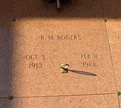R M Rogers