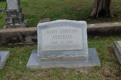 Harry Christian Anderson