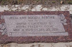 Julie Ann Rocker Bercier