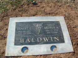 Ernest Levi Baldwin