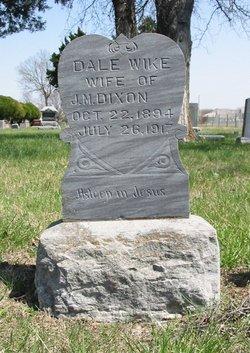 Dale <i>Wike</i> Dixon