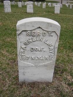 Sgt Franklin L. Hays