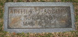 Arthur J. Addison