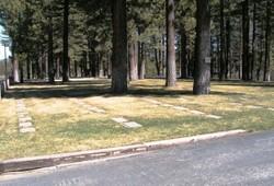 Happy Homestead Cemetery