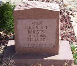 Lois Vearl Banister