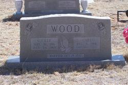 Lucille <i>Miller</i> Wood