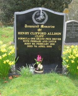 Cliff Allison