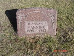 Quannah Parker Manning