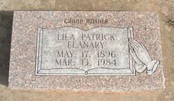 Lila <i>Patrick</i> Flanary