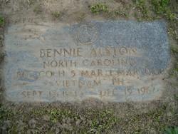 PFC Bennie Alston