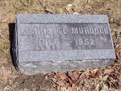 C. Minette Murdoch