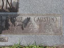 Jennie M. <i>Austin</i> Anderson