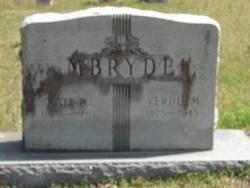 Kate M. <i>Hoover</i> McBryde
