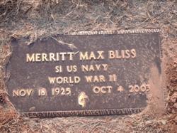 Merritt Max Bliss