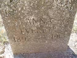 Anna <i>Rigsby</i> Everett