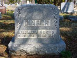 Magdalena <i>Mayer</i> Dinger