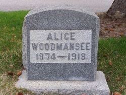 Alice Amelia <i>Ashley</i> Woodmansee