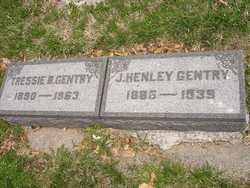 Joseph Henley Gentry