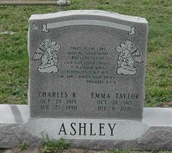 Charles R Ashley