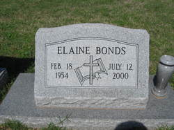Elaine Bonds