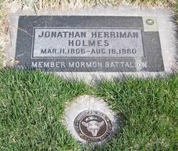 Pvt Jonathan Herriman Holmes