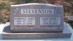 John A. Stevenson, Sr