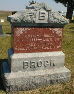 Mary Susan <i>McFarland</i> Brock