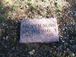 Leone Myrtle <i>Southward</i> Nunn