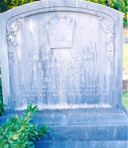 Holman Lane Cartwright, Sr