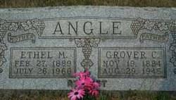 Ethel Maude <i>Longnecker</i> Angle