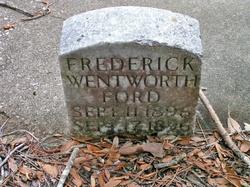 Frederick Wentworth Ford