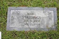 Mabel <i>Milam</i> Stallings