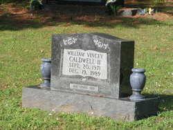 William Vincey Caldwell, II
