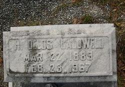 Harmon Delos Caldwell