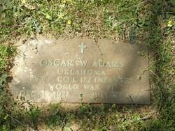 Oscar Warren Adams