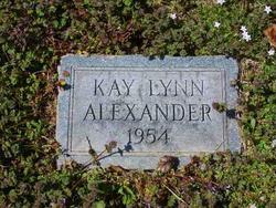 Kay Lynn Alexander