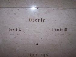 Blanche Margaret Oberle