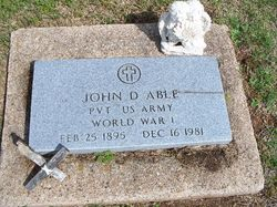 John D. Able