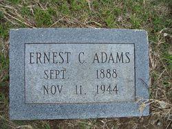Earnest C. Adams