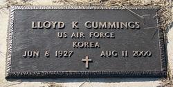 Lloyd K Cummings